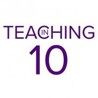 Teaching in 10